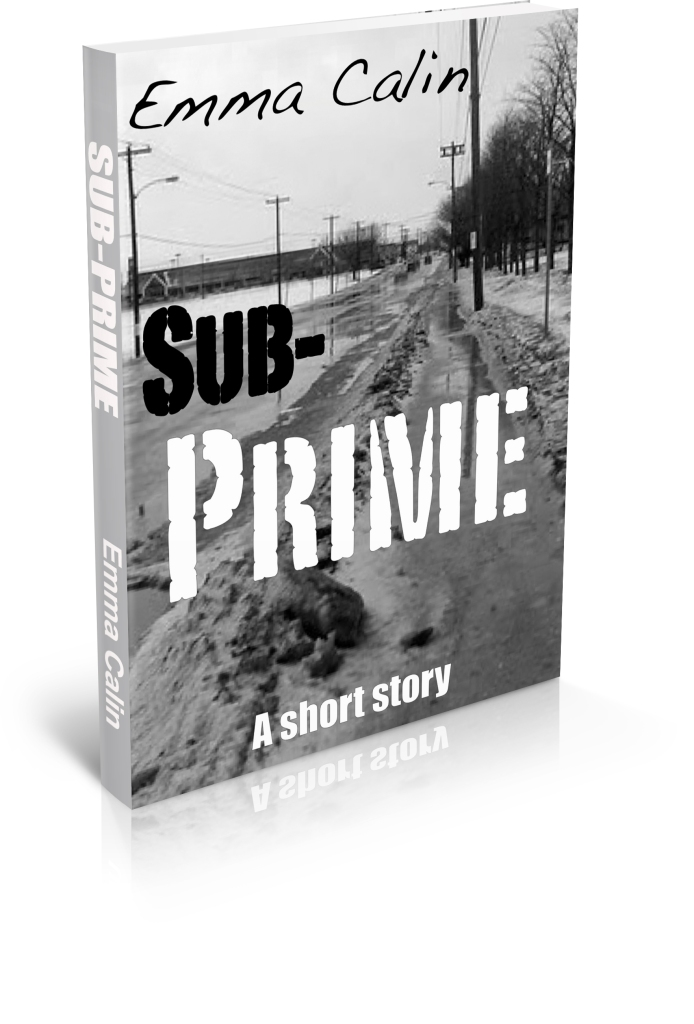 Short story, urban theme, about exploitation and the powerless struggle for survival for those at the bottom in society.
