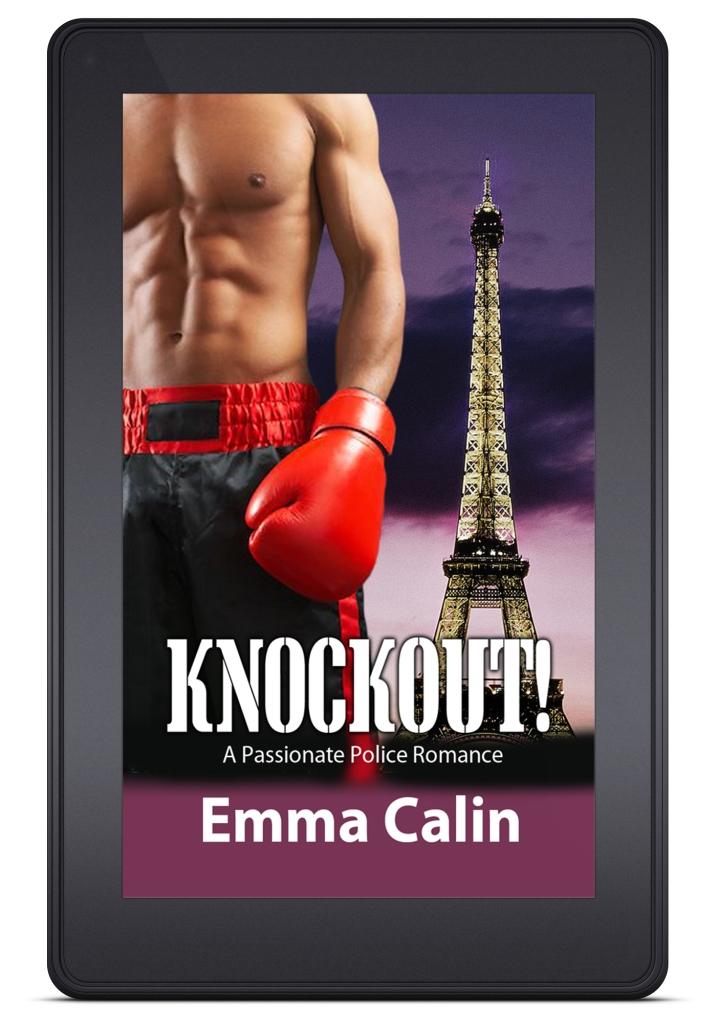 Knockout! a passionate romance read by Emma Calin available on Kindle and other e-readers