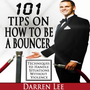 101 How To be a Bouncer audiobook cover (1)