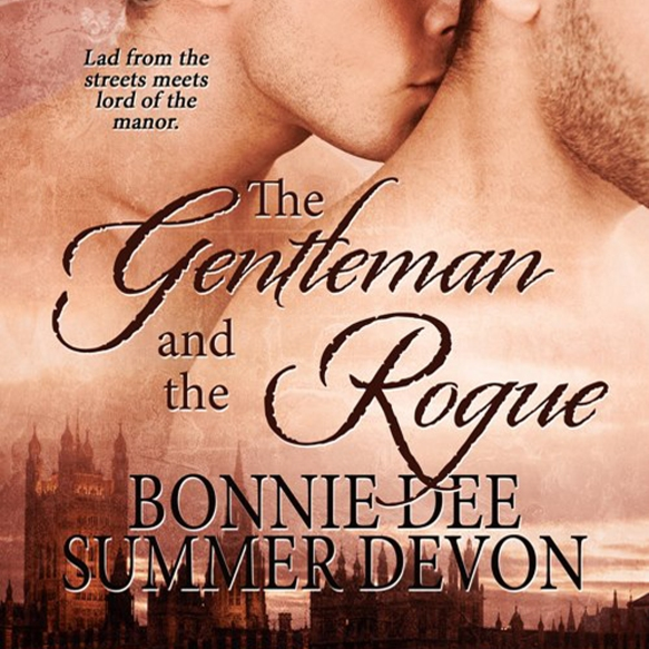 The Gentleman And The Rogue Audiobook Artwork